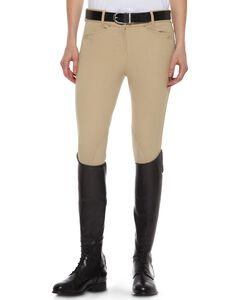 Ariat Women's Heritage Low Rise Riding Breeches, , hi-res