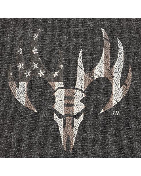 Buck Wear Men's Black In God We Trust Long Sleeve Shirt , Black, hi-res