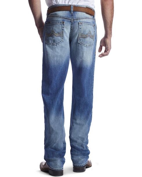 Ariat Men's Indigo M2 Troy Ashwood Denim Jeans - Boot Cut, Indigo, hi-res