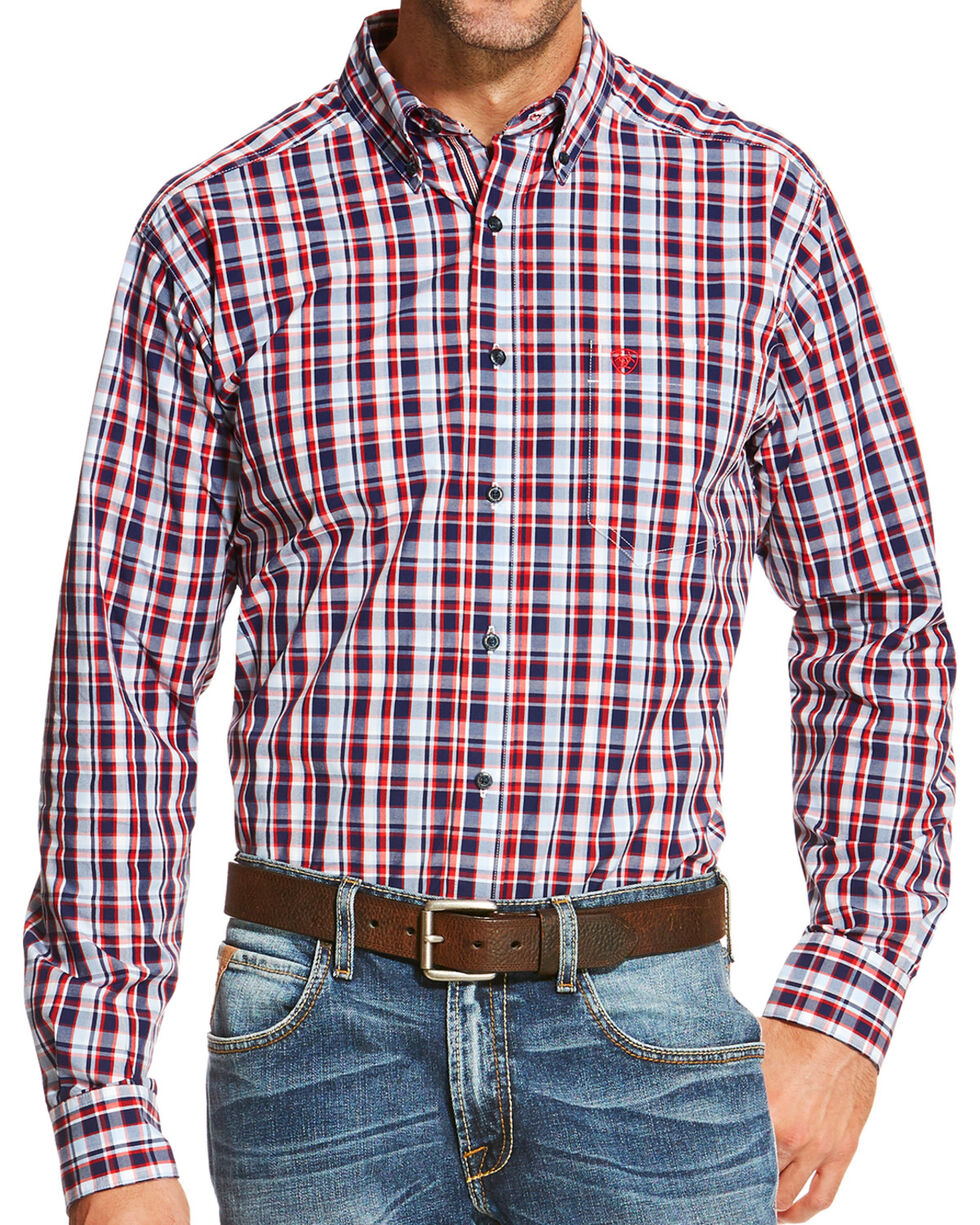 Ariat Men's Multi Roco Long Sleeve Shirt, Multi, hi-res