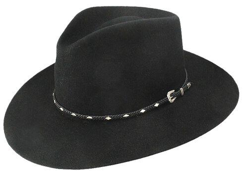 Stetson 4X Diamond Jim Fur Felt Cowboy Hat, , hi-res