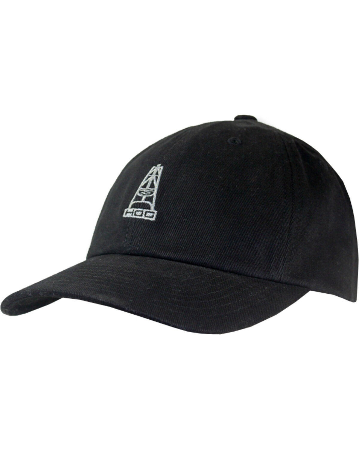 pretty nice 3ac49 71aff ... discount code for hooey mens black tycoon 6 panel baseball cap black hi  res 300a4 ef739