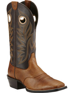 Ariat Desert Palm Sport Outrider Cowboy Boots - Square Toe , , hi-res