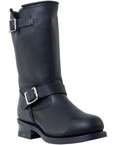 Dingo Rob Harness Boots - Round Toe, , hi-res