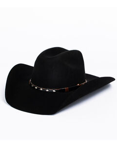 Bullhide True West 8X Fur Blend Cowboy Hat, , hi-res