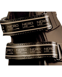 Veredus Brown Pro Jump Xtra Replacement Velcro Straps, , hi-res