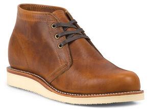 Chippewa Men's 1955 Original Modern Suburban Boots - Round Toe, Tan, hi-res