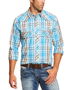 Ariat Men's Multi Snap Cameron Shirt , , hi-res