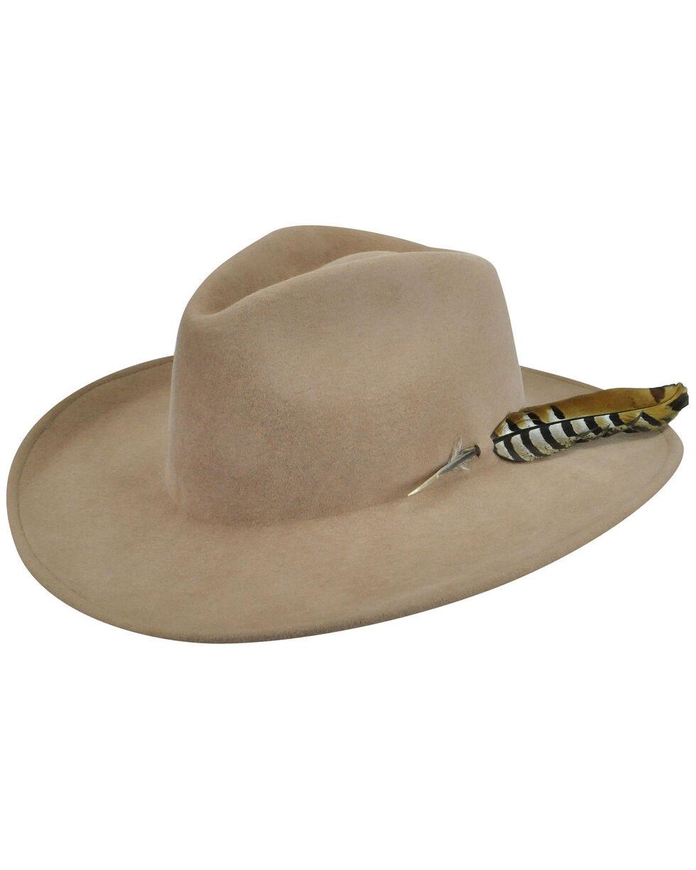 Renegade by Bailey Men's Calico Camel Felt Hat, , hi-res
