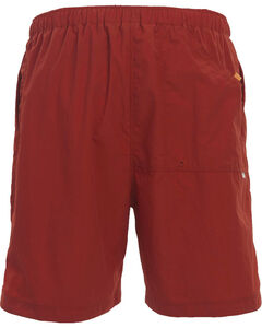 Woolrich Men's Wading Waters Solid Swim Trunks, Slate, hi-res