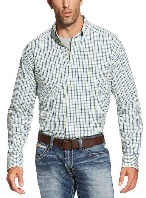 Ariat Men's Multi Brett Long Sleeve Shirt - Big and Tall, Multi, hi-res