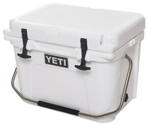 YETI Roadie 20 Cooler, White, hi-res