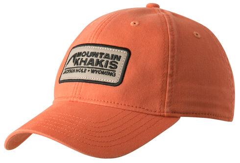 Mountain Khakis Men's Poppy Soul Patch Cap , Orange, hi-res