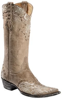 Old Gringo Erin Embroidered Cowgirl Boots - Pointed Toe, , hi-res