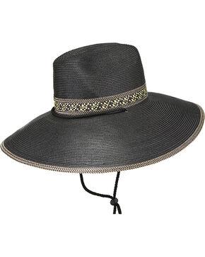 Peter Grimm Women's Namo Sun Hat , Black, hi-res