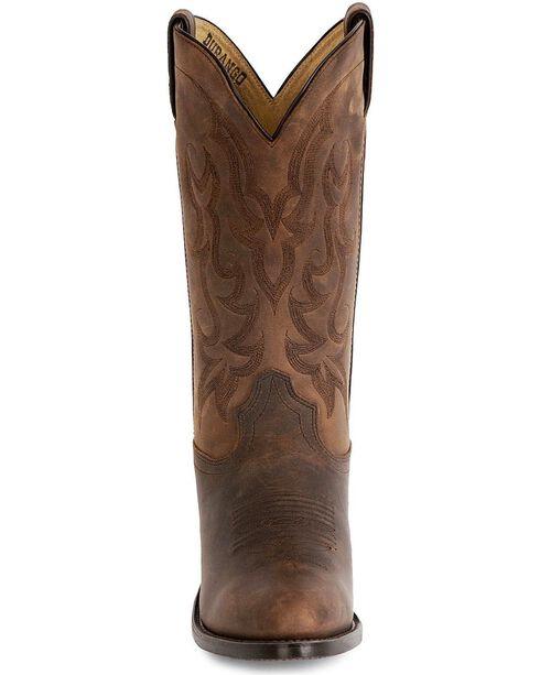 Durango Leather Cowboy Boots, Distressed, hi-res