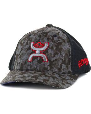 HOOey Men's Chris Kyle Memorial Hat, Black, hi-res