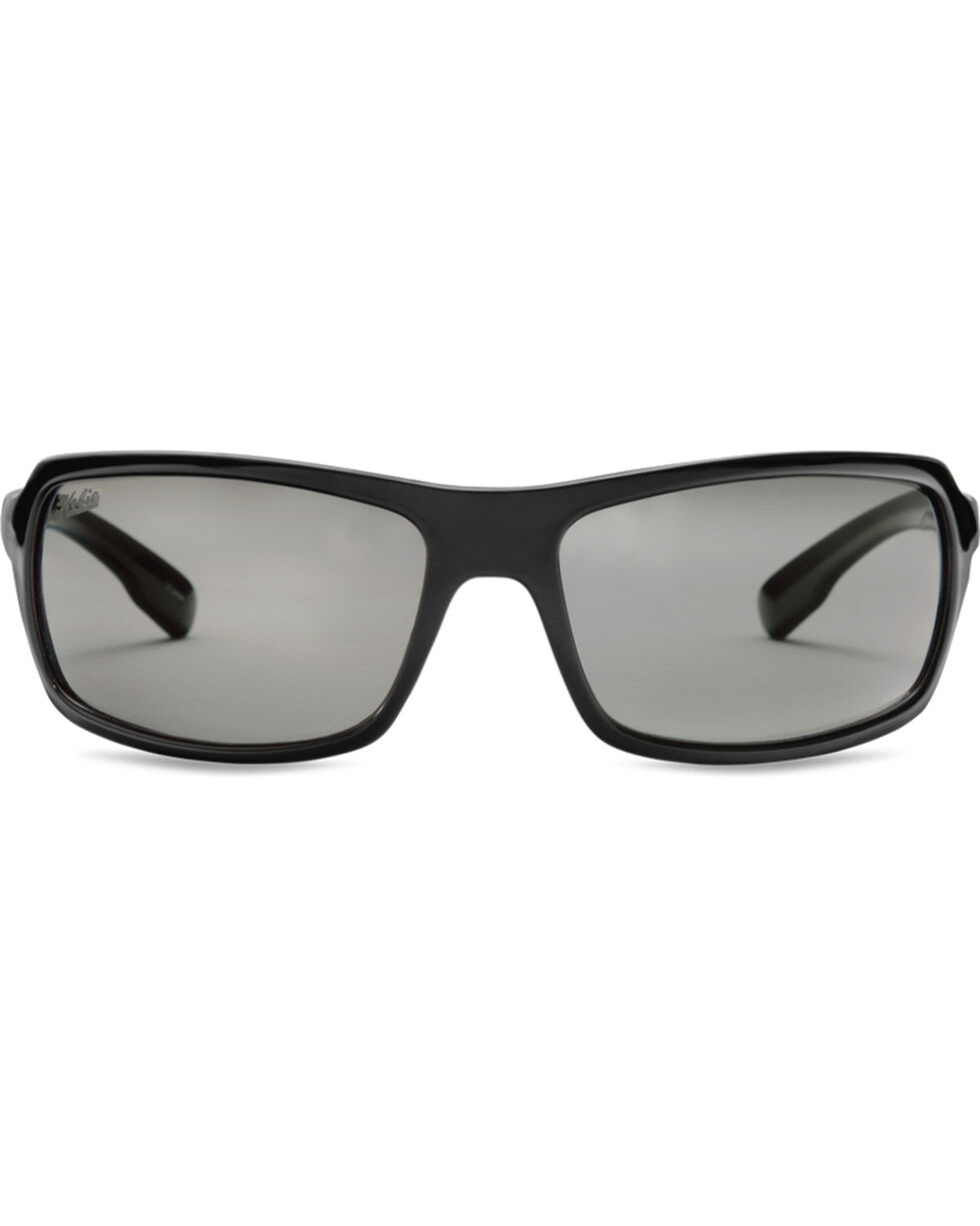 Hobie Men's Black Malibu Polarized Sunglasses, Black, hi-res