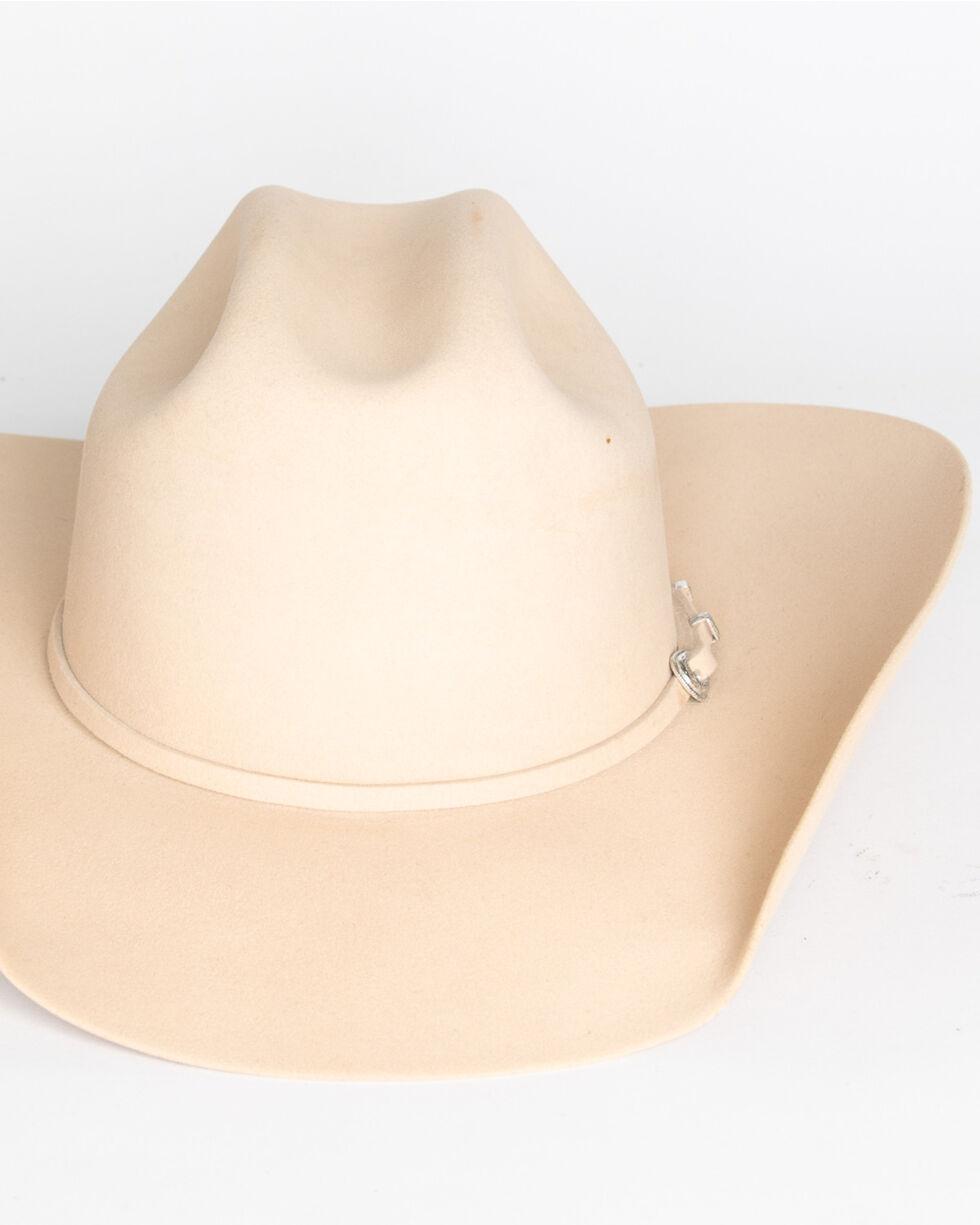 Cody James Men's 5X Silver Belly Felt Hat, Silverbelly, hi-res