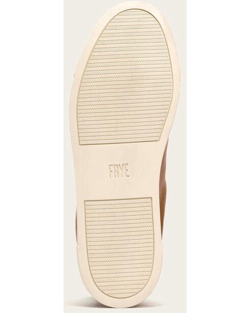 Frye Women's Tan Ivy Low Lace Shoes , Tan, hi-res