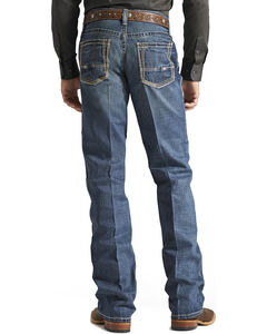 "Ariat Jeans - M4 Gulch Low Rise Bootcut - 38"" Inseam, , hi-res"