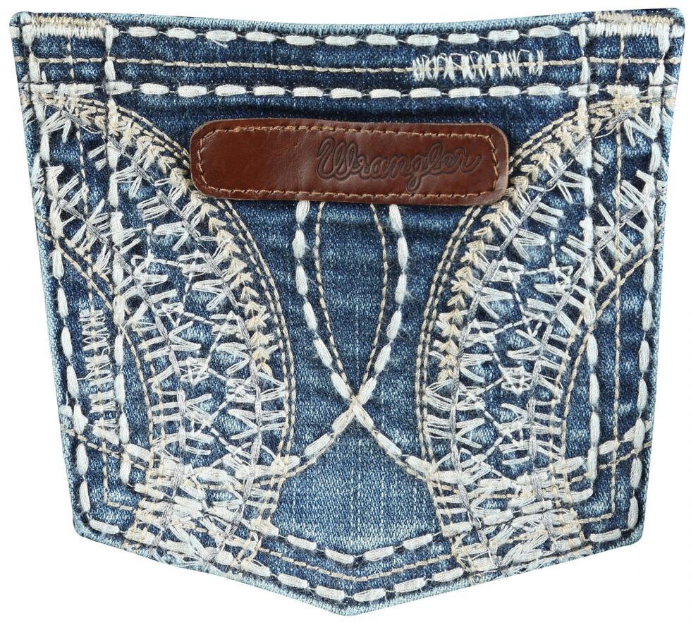 Wrangler Women's Light Wash Sadie Booty Up Jeans , Denim, hi-res