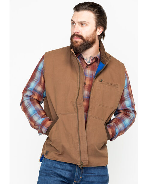 Cody James Men's Tan Dusty Long Sleeve Shirt  , Tan, hi-res