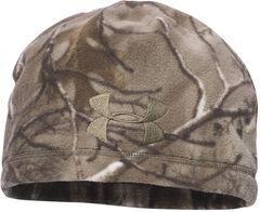 Under Armour Camo Outdoor Fleece Beanie, Camouflage, hi-res