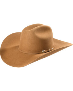 Cody James Men's Pecan 5X Colt Felt Hat , Pecan, hi-res