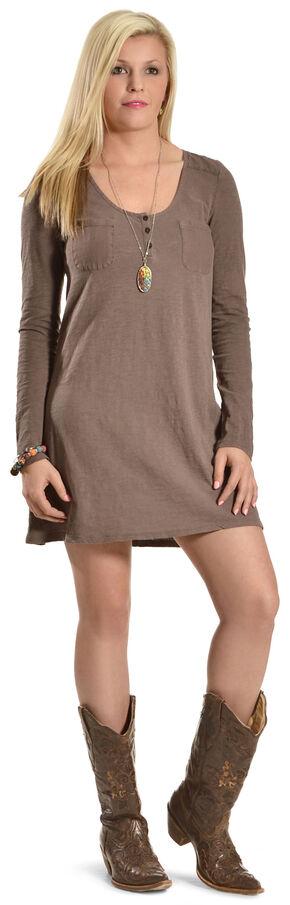 Others Follow Women's Enchanted Dress, Mushroom, hi-res