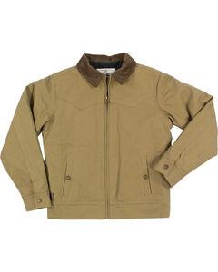 Cody James Boys' Ponderosa Jacket , Tan, hi-res