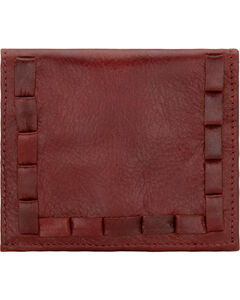 American West Garnet Boyfriend Ladies Soft Bi-Fold Wallet , , hi-res