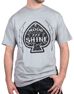 Moonshine Spirit Men's Ace T-Shirt, Grey, hi-res