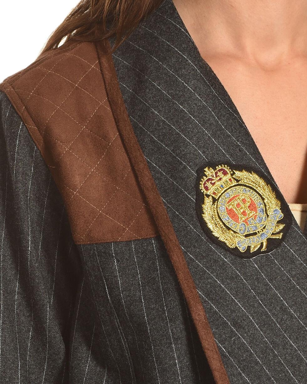 Tasha Polizzi Women's Claridges Jacket, Black, hi-res