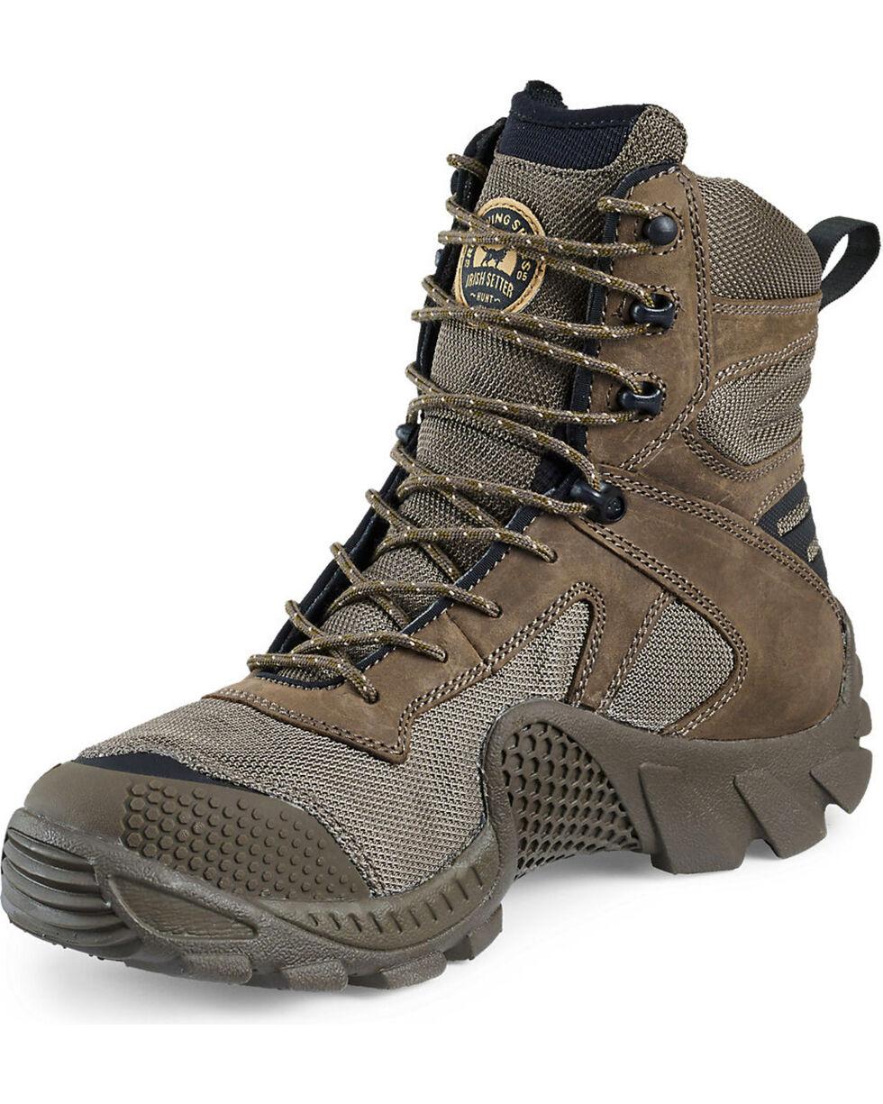 Irish Setter by Red Wing Shoes Men's Brown Vaprtrek Waterproof Boots , Brown, hi-res