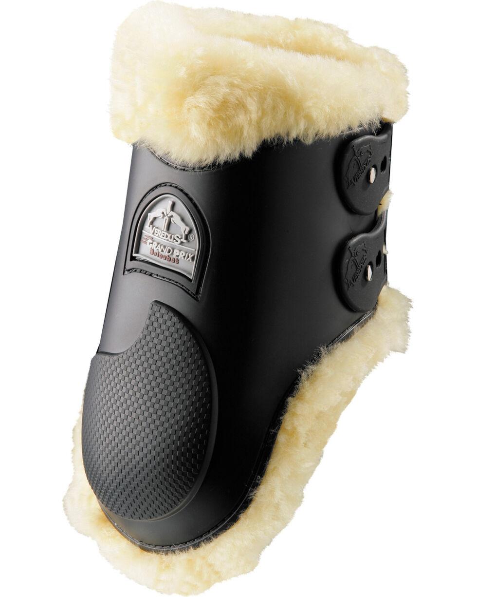 Veredus Baloubet Grand Prix Rear Ankle Boots, Black, hi-res