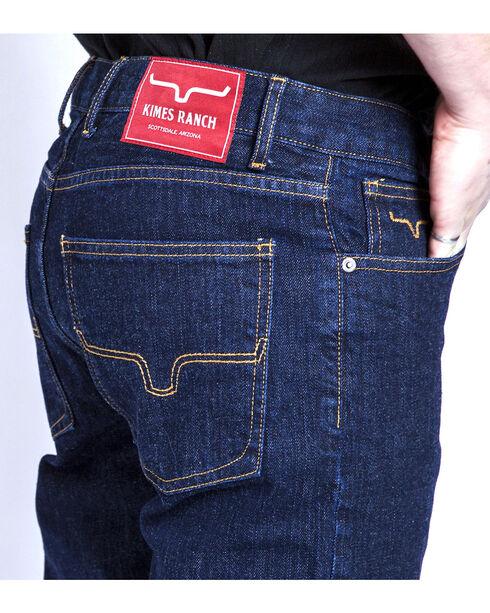 Kimes Ranch Men's Indigo Wayne Jeans - Straight Leg , Indigo, hi-res