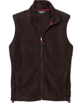 Woolrich Men's Andes II Fleece Vest, Black, hi-res