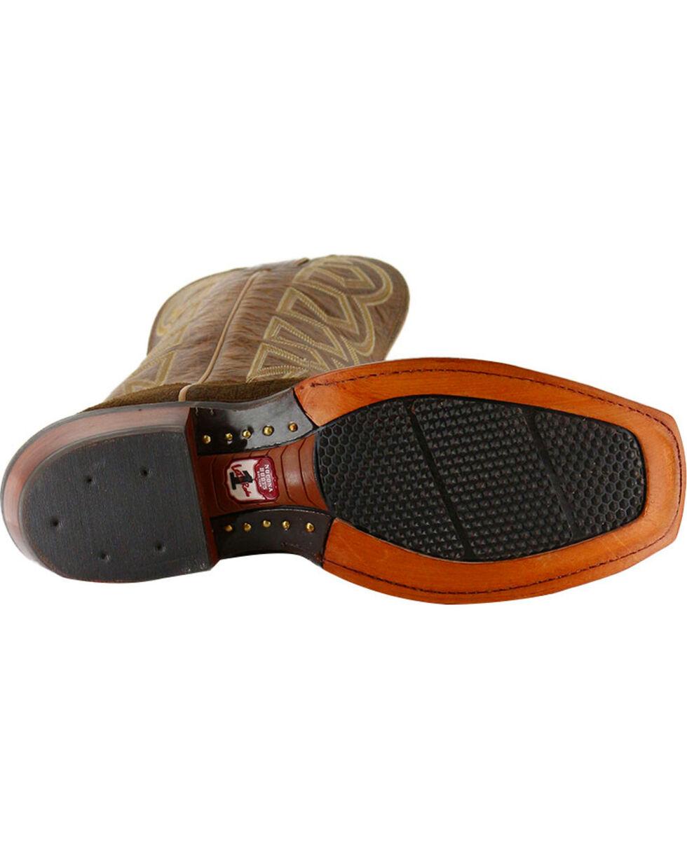 Nocona Men's Hippo Print Western Boots, , hi-res