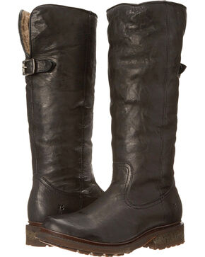 Frye Women's Valerie Pull-On Boots, Black, hi-res