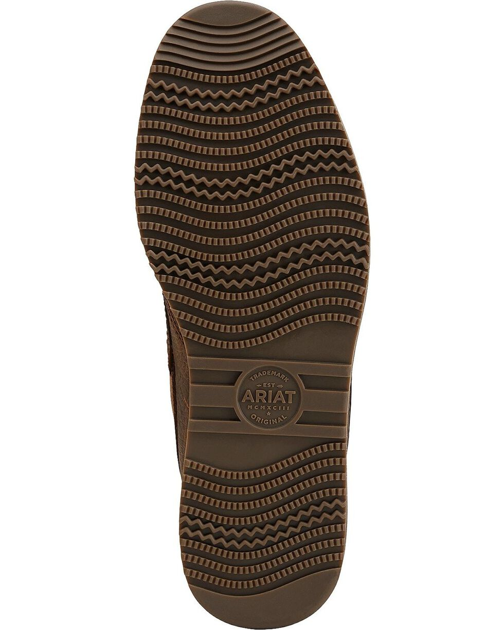 Ariat Lookout Lace-Up Casual Boots, Earth, hi-res