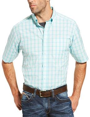 Ariat Men's Multi Short Sleeve Mattingly Shirt , Multi, hi-res