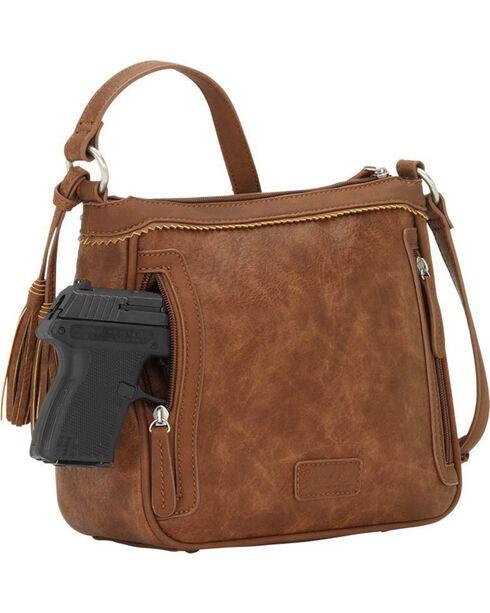 Bandana Women's Guns And Roses Crossbody Bag , , hi-res