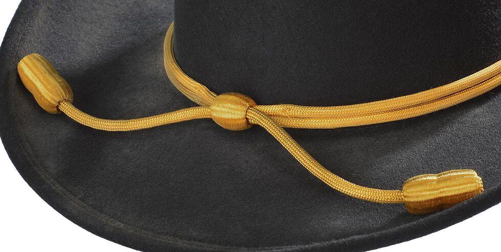 Resistol John Wayne Hondo Cavalry Hat, Black, hi-res