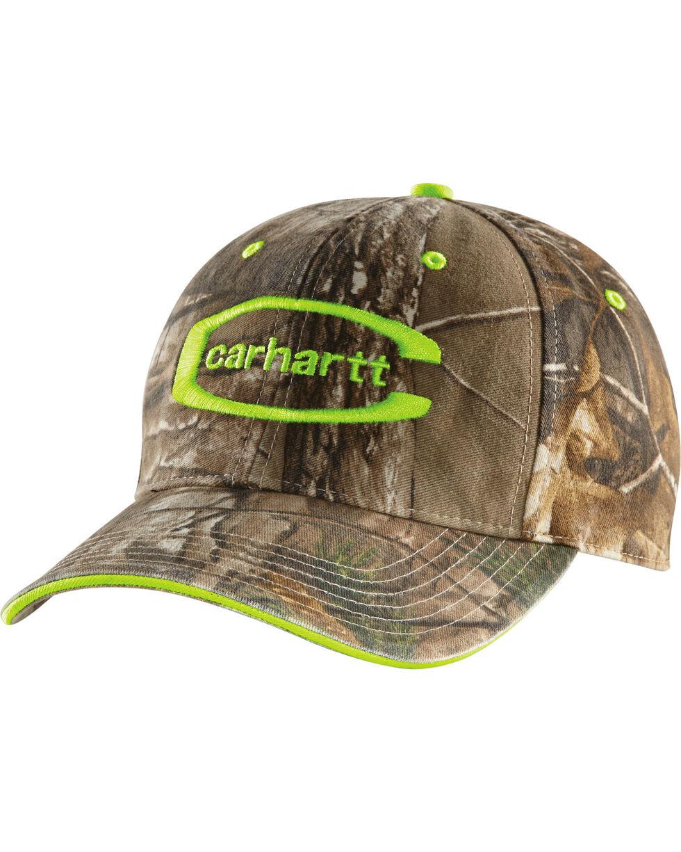 Carhartt Camo Midland Cap, , hi-res