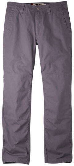 Mountain Khakis Men's Granite Alpine Utility Pants - Slim Fit , Slate, hi-res