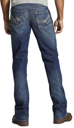 Ariat M6 Rockridge Slim Fit Jeans - Boot Cut, , hi-res