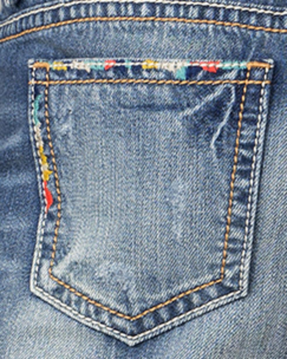 Miss Me Women's Feel The Groove Boyfriend Jeans, Indigo, hi-res
