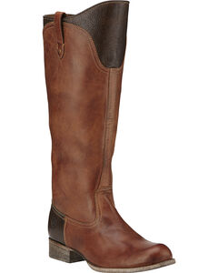 Ariat Paragon Equestrian Inspired Boots, , hi-res