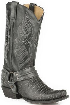 Roper Alligator Scaler Harness Cowboy Boots - Snip Toe, , hi-res